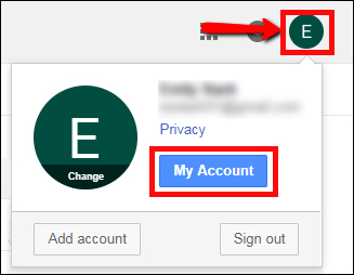 Email Configuration: Gmail Log In